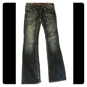 Rock revival Jeans bootcut/straight leg